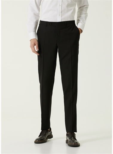 Canali Pantolon Siyah